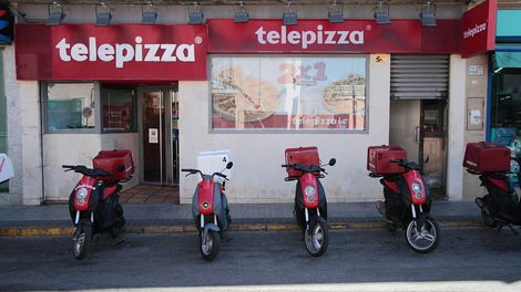 Establecimiento Telepizza GINES (SE)