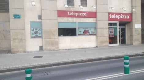 Establecimiento Telepizza LEJONA (VI)