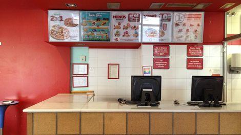 Establecimiento Telepizza CRUCES (BI)