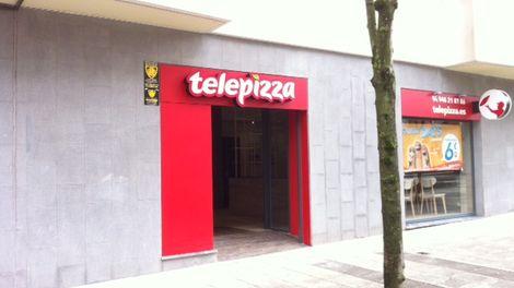 Establecimiento Telepizza DURANGO (VI)