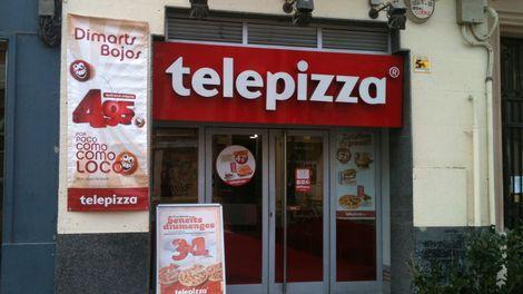 Establecimiento Telepizza POBLE NOU (B)