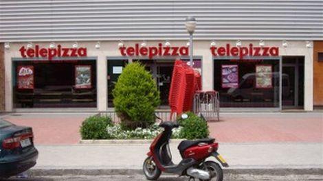 Establecimiento Telepizza ALCAZAR DE SAN JUAN (CR)
