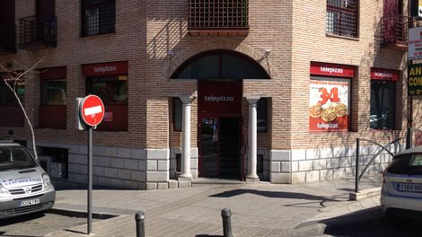 Establecimiento Telepizza VILLAVICIOSA DE ODON (M)