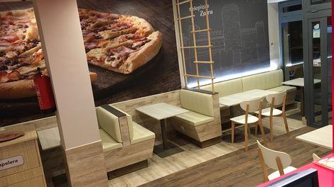 Establecimiento Telepizza ZAFRA (BA)