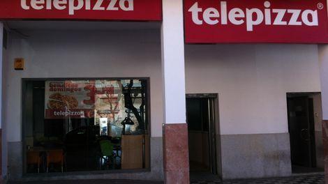Establecimiento Telepizza EL RINCÓN DE LA VICTORIA