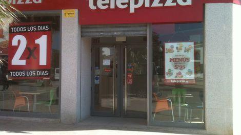 Establecimiento Telepizza BENICARLO (CS)