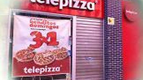 Establecimiento Telepizza ALICANTE VII (BELLEA DEL FOC)