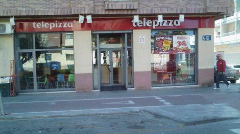 Establecimiento Telepizza LA POBLA (V)