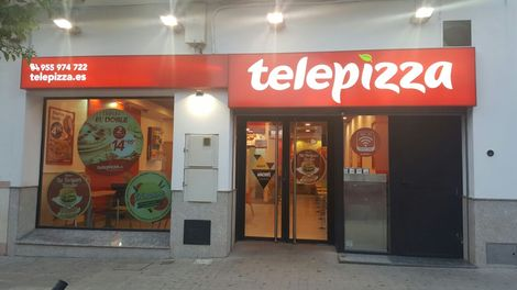 Establecimiento Telepizza LEBRIJA (SE)