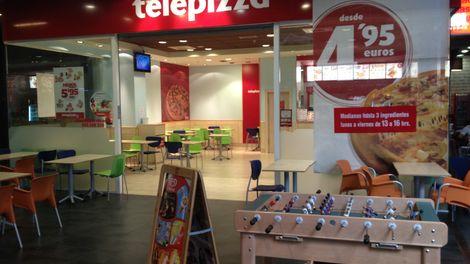 Establecimiento Telepizza GOLMAYO (SO)