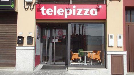Establecimiento Telepizza Mairena del Alcor