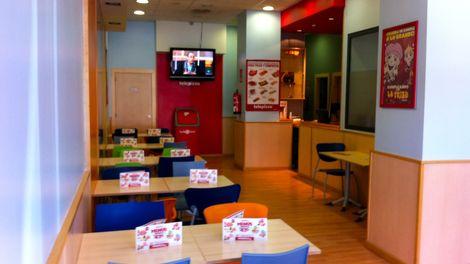 Establecimiento Telepizza BENAVENTE (ZA)