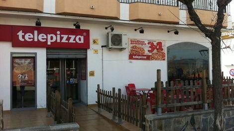 Establecimiento Telepizza LA ZUBIA (GR)