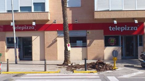 Establecimiento Telepizza PAIPORTA (V)