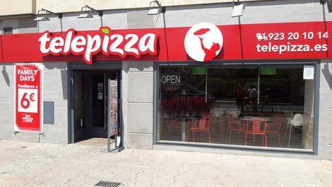 Establecimiento Telepizza SANTA MARTA DE TORMES (SA)