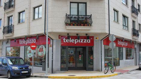 Establecimiento Telepizza NARON (LA CORUÑA)