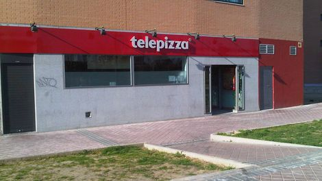 Establecimiento Telepizza PARLA ESTE (M)