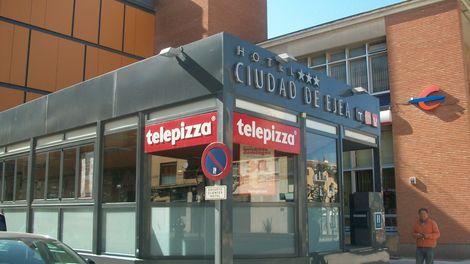 Establecimiento Telepizza EJEA DE LOS CABALLEROS (Z)