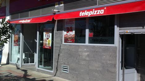 Establecimiento Telepizza UTEBO (Z)