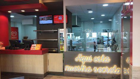 Establecimiento Telepizza Jose María Pereda