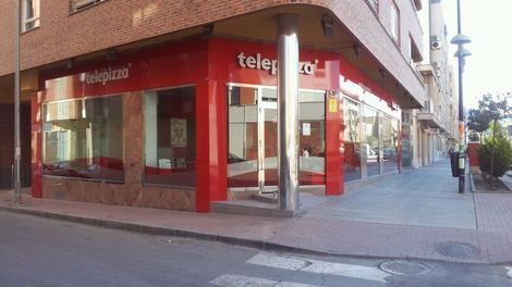Establecimiento Telepizza LORCA (MU)