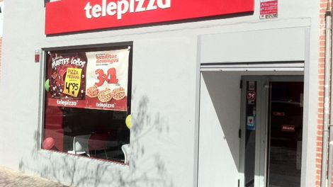 Establecimiento Telepizza ALMANSA (AB)