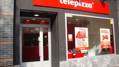 Establecimiento Telepizza AMOREBIETA (VI)