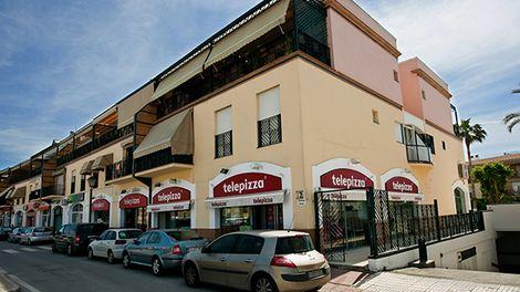 Establecimiento Telepizza ÉCIJA (SE)