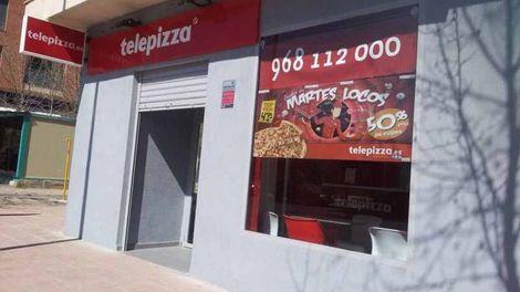 Establecimiento Telepizza TOTANA (MURCIA)
