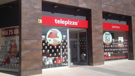 Establecimiento Telepizza SALBURUA