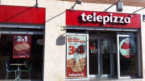 Establecimiento Telepizza VILADECANS-TR