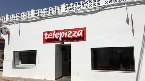 Establecimiento Telepizza MT Villafranca de los Barros
