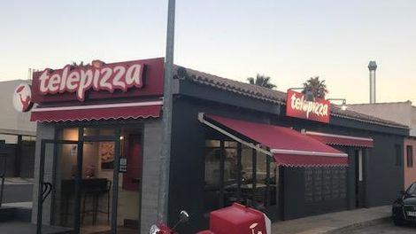 Establecimiento Telepizza MT Campoamor