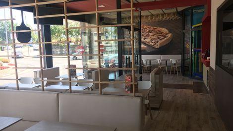 Establecimiento Telepizza MT Ponteareas