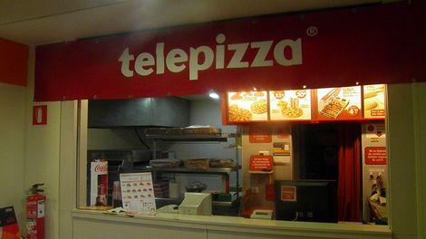 Establecimiento Telepizza GASOLINERA LA MANGA (MU)