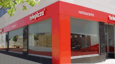Establecimiento Telepizza Cuarte de Huerva