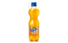Botella Fanta Naranja (500ml)