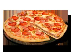 Pizza Carnívora Gourmet