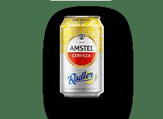 Lata Cerveza Amstel Radler
