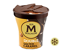 Tarrina Magnum Double Salted C