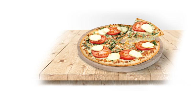 Ofertas en pizza promociones a domicilio y para llevar for Telepizza 3 pisos