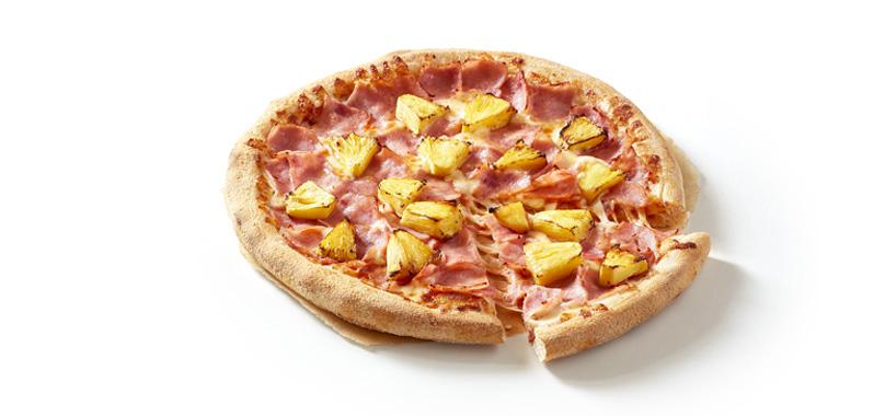 Hawaiana haz tu pedido online for Telepizza 3 pisos
