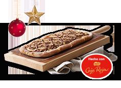 Tu Telepizza Sweet con Caja Roja por 7 telepicoins