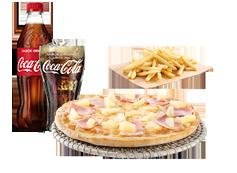 De 13:00 a 16:00h, Llévate un menú individual por 6 telepicoins