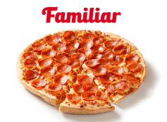 Tu Telepizza familiar (hasta 5 ing.) por 13 telepicoins