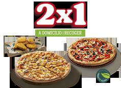2x1 Gourmet, Veguis y QuadRoller + Pizzolinos