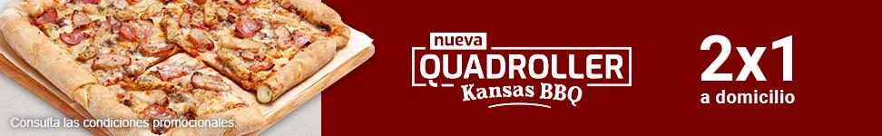 QuadRoller Kansas BBQ