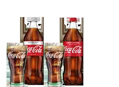 Dos refrescos (1 l.) desde 2.95€