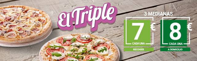 El Triple de Telepizza