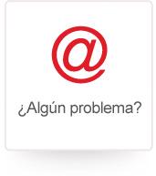 ¿Algún problema?